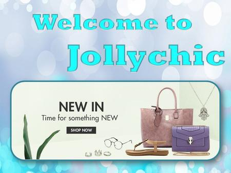 Jollychic is leading online shopping site which provides ready made women's garments, ornaments, home equipment. Women's garments include: Summer dresses.