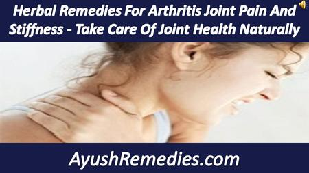  Which is the best herbal source to cure arthritis trouble? This is a common query heard from people across the world.  In this article, we are going.