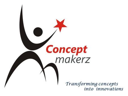 Transforming concepts into innovations. WHO WE ARE Concept Makerz events & promos, is widely recognized as one of the best solution provider. With a team.