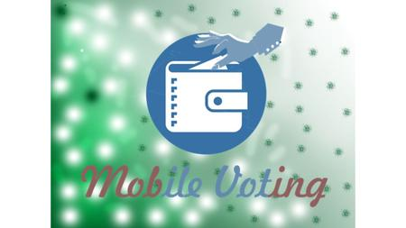 Mobile Voting Sysem Mobile voting is a cross-platform mobile voting system It provides an avenue for free and fair elections, void of any form of violence,