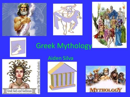 Greek Mythology Aiden Silva Hint 1: This god rules the domain of the skies. Hint 2: He is one of the big three gods. Hint 3: He battles with bolts of.