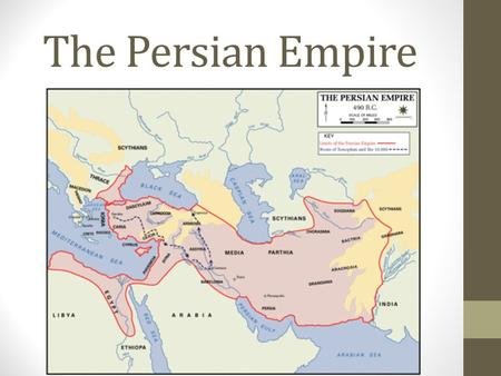 The Persian Empire. Read p. 132- 135 of Journey Across Time. Fill out Guided Notes for those pages.