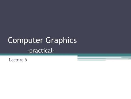 computer graphics programs in c++ pdf download