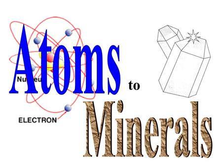"To. Normal Matter is composed of……. Atoms differ in the number of ""pieces"" ( Protons, Neutrons and Electrons) that they have inside of them."