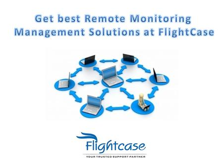  Remote monitoring and management (RMM), also known as network management or remote service software, is a built on application to help managed IT service.