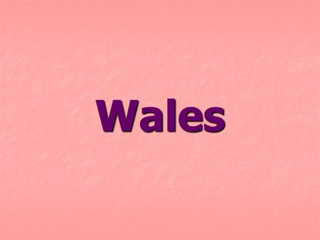 Wales. Wales forming part of the United Kingdom of Great Britain and Northern Ireland. Located to the West of England on the island United Kingdom.