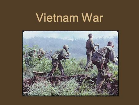 Vietnam War. The war occurred in Vietnam, Laos, and Cambodia from September 26, 1959 to April 30, 1975.