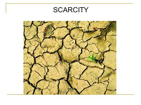 SCARCITY. absolute advantage capital command economy comparative advantage consumer goods consumer sovereignty economic growth economic problem Investment.