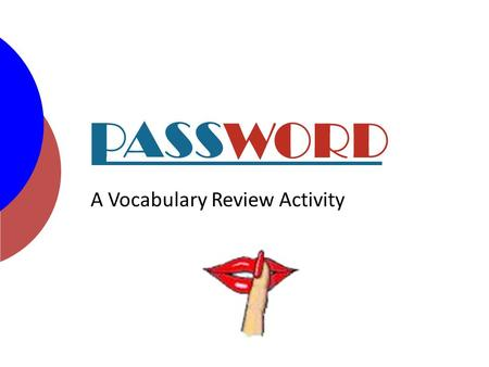 A Vocabulary Review Activity Ready to play? Pendleton Civil Service Reform Act federal law established in 1883 that stipulated that government jobs.