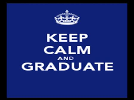 """Graduation is only a concept. In real life every day you graduate. Graduation is a process that does on until the last day of your life. If you can grasp."