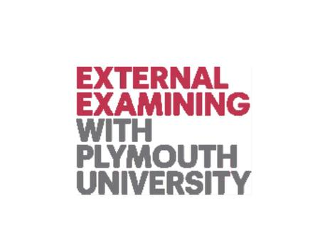 External Examiners' Conference Context Professor Simon Payne Deputy Vice-Chancellor and Dean of Academic Partnerships 21 April 2016.
