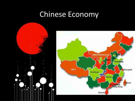 Chinese Economy. Human Environmental Interaction Three Gorges Dam Link The Great Wall of China Link.