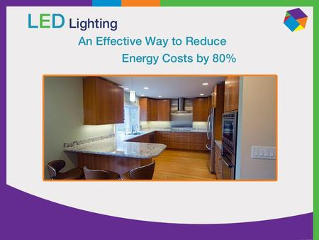 Do you know what makes LED an energy efficient lighting option? Compared to traditional bulbs, LED light uses 90% less energy and has over 50,000 hour.