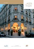 Fact Sheet HOTEL BALZAC 6 rue Balzac - 75008 - Paris. Tel : +33 (0) 1 44 35 18 00.
