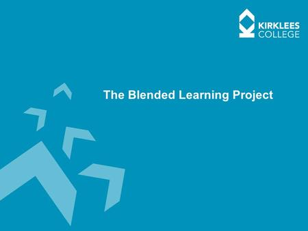 The Blended Learning Project. Session Objective  Introduce the Blended Learning Project  Explore and experience SOLA packs that have already been created.
