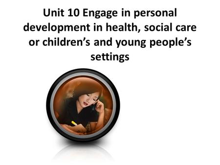 engage in personal development in health essay Naccho is seeking to engage health practitioners with the subject matter   random events or differences caused by individual behavior or genetics  of  individuals, is about a prerequisite for healthy human development9 indeed, the.