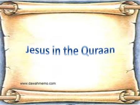 Www.dawahmemo.com. From the Chapter: Mariam Relate in the Book (the story of) Mary, when she withdrew From her family to a place in the East. She placed.