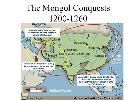 The Mongol Conquests 1200-1260. Nomads Strong families Weaker families Slaves.