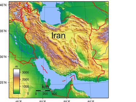 Iran. Objectives Identify Iran on a blank map of Asia. Discuss Iran's transition from a democracy to a Muslim theocracy. Discuss Iran's minorities and.