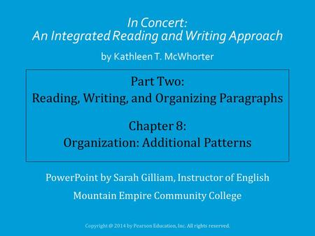 integrative essay definition