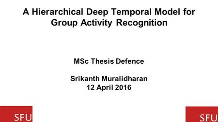 A Hierarchical Deep Temporal Model for Group Activity Recognition
