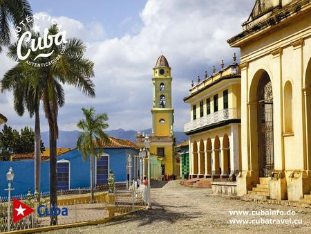 The biggest Island of the Caribbean countries Principal airports: Havana, Varadero, Holguin, Santiago de Cuba.