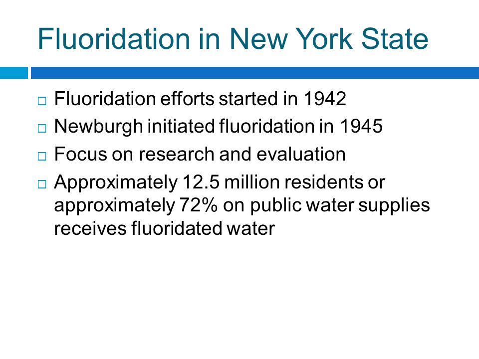 June 22, 2012 The Weight of Science Opposition to Fluoridation