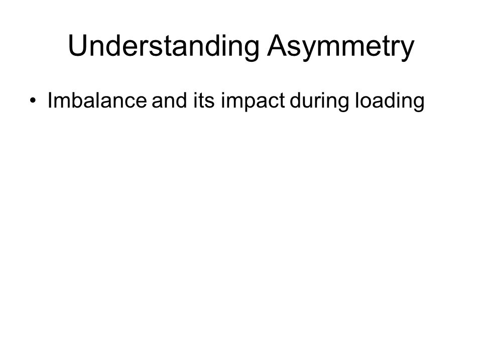 Testing For Asymmetries Functional Movement Screen