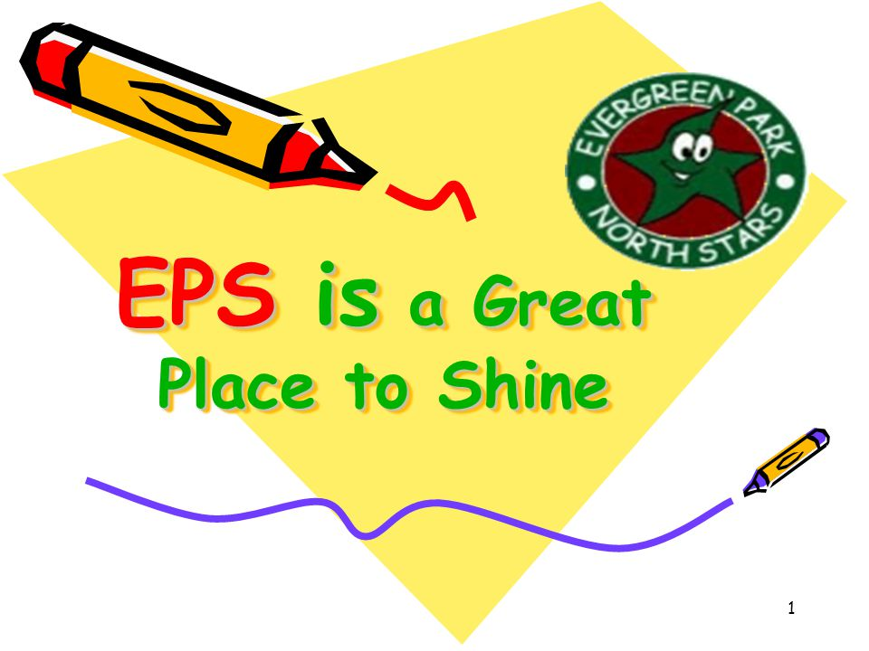Evergreen Park School is a Professional Learning Community.