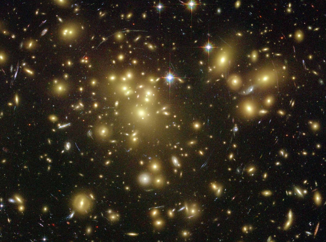 The Cosmic Time Machine Astronomical telescopes can't help viewing the past.