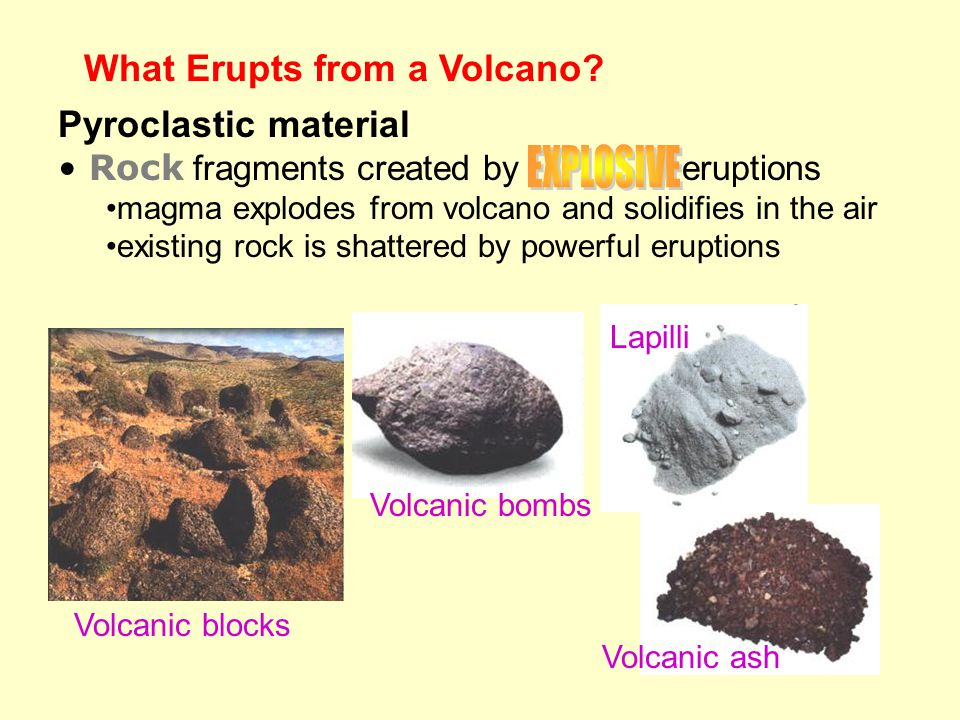 How do volcanoes affect the Earth.