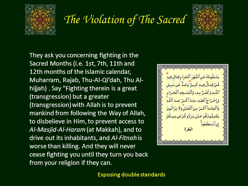 – All the campaigns and Expeditions before Badr, were from Al-Muhajiroon (the Immigrants) None of the Ansar.
