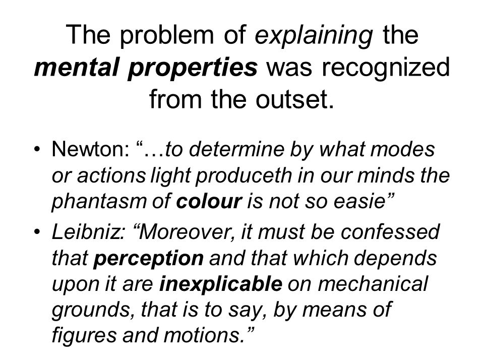 During The 20 th Century Classical Mechanics Was Found to be Fundamentally Incorrect.