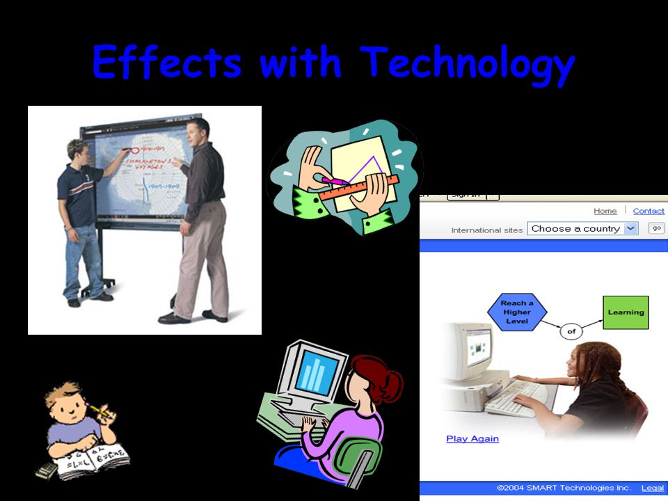 Effects with Technology