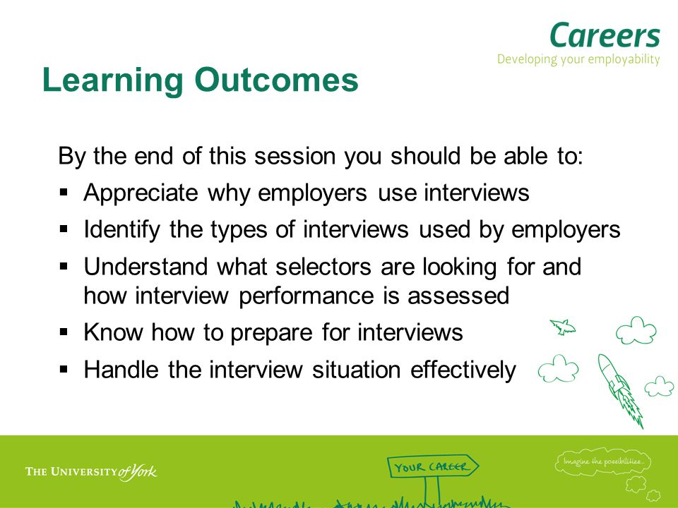 Why use interviews ? A two-way process A conversation with a purpose