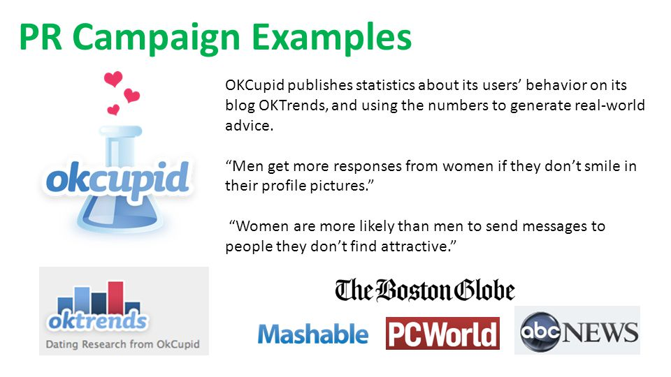 PR Campaign Examples