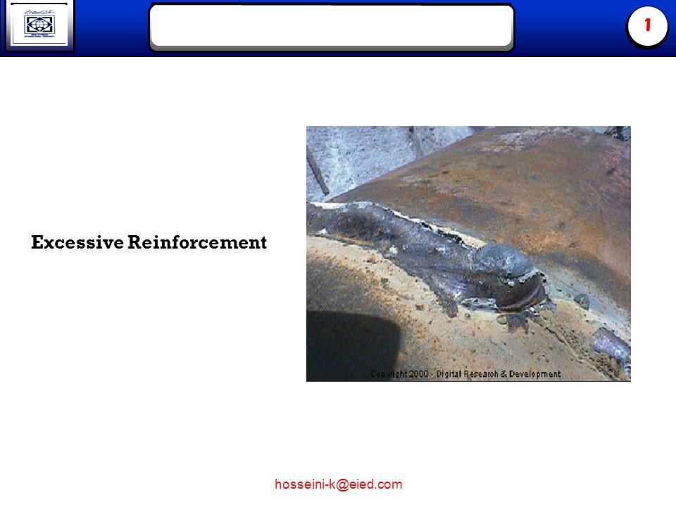 hosseini-k@eied.com 1 Excessive Reinforcement