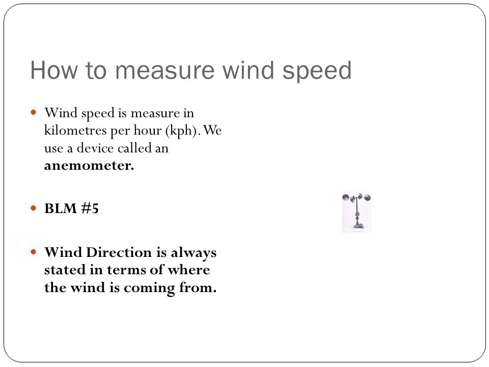 Measuring Wind Direction Wind Sock Weathervane