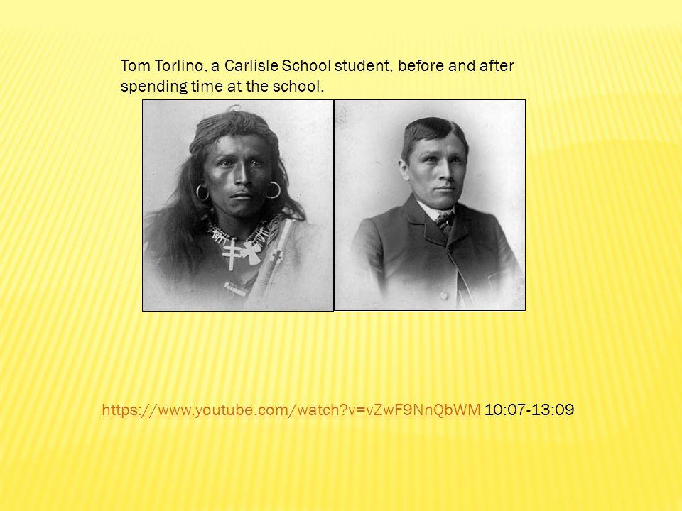 Carlisle Indian School, 1900