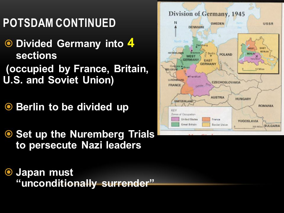 NUREMBERG TRIALS  International tribunal court tried Nazi officials  Over 23 nations tried Nazi war criminals in Nuremberg, Germany  12 of the 22 defendants were sentenced to death  200 other officials were found guilty, but give lesser sentences