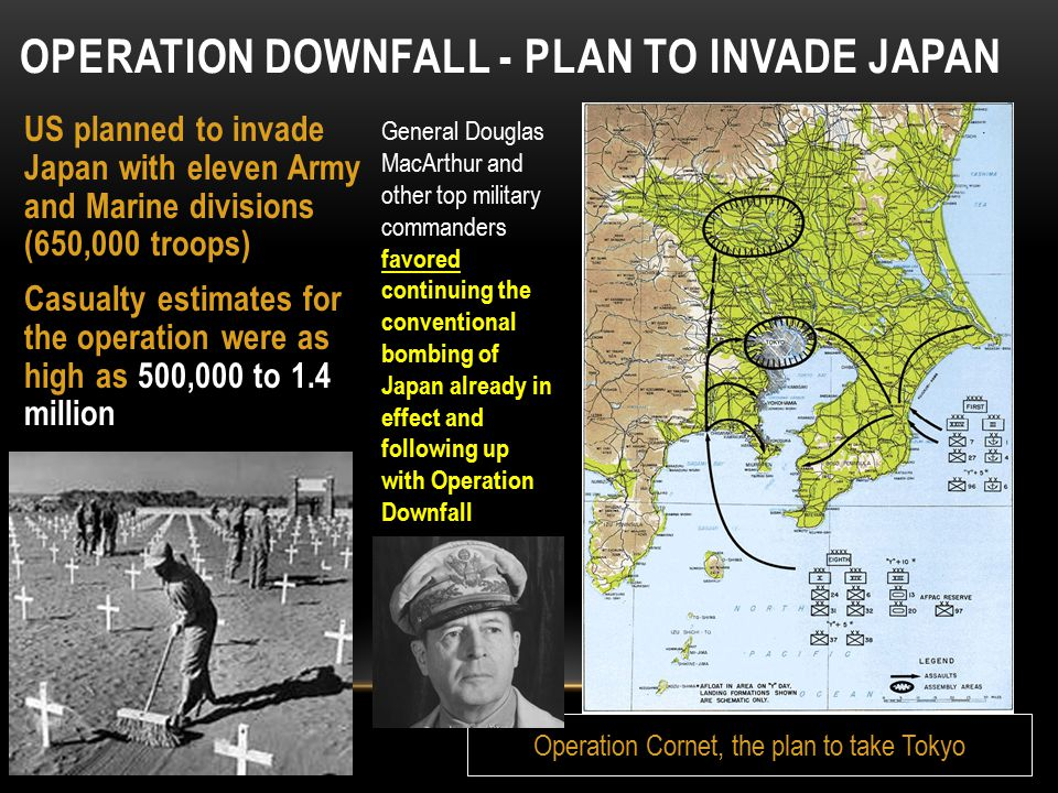 After Iwo Jima and Okinawa, President Truman knew an invasion of Japan would produce enormous casualties.