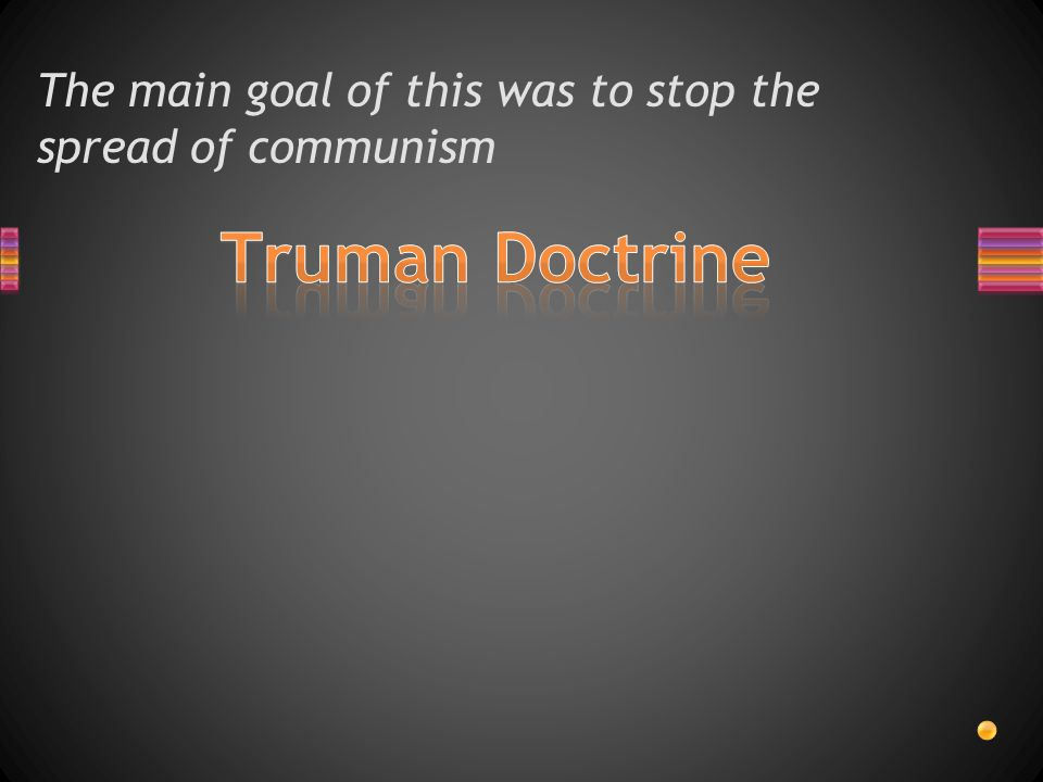 The Soviet Union set this up in response to efforts from the West to reunify