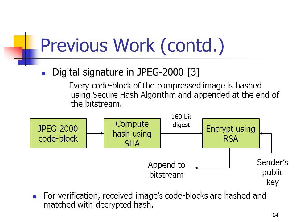 15 Encoder/Decoder description A video authentication scheme for H.264/AVC Main profile