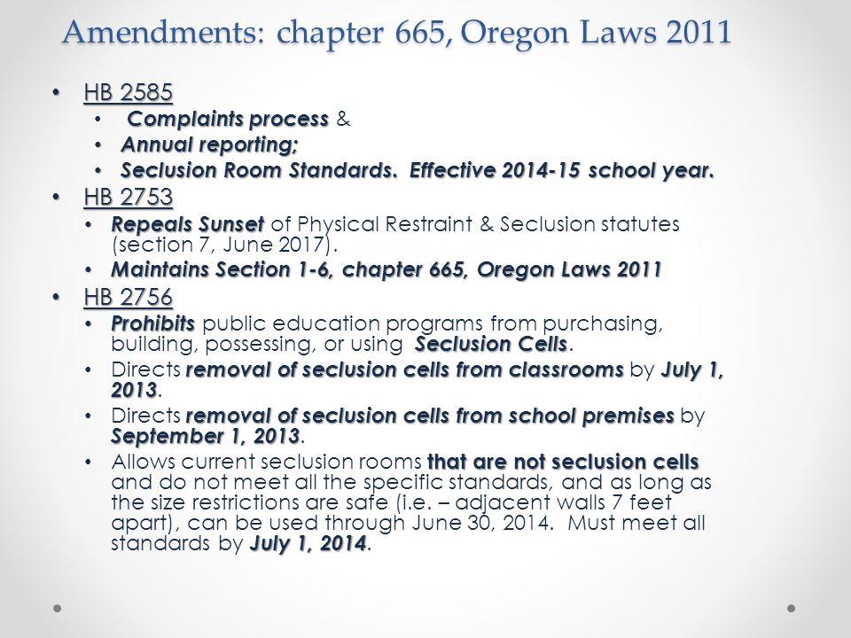 Q & As – Laws, OARs, New Bills