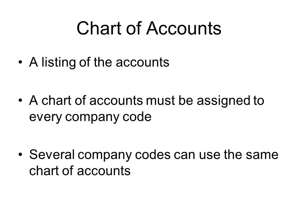 Co code 1000 Co code 2000 Co code 3000 Co code 4000 Co code 5000 US CHART OF ACCOUNTS GERMAN CHART OF ACCOUNTS CLIENT