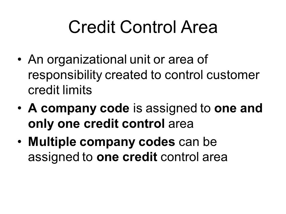 CLIENT CHART OF ACCOUNTS COMPANY CODE COMPANY CONTROLLING AREA