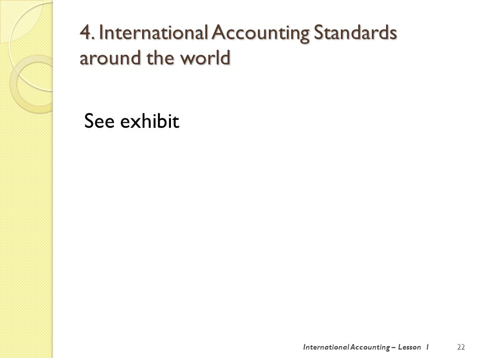 PART II Basic Accounting: S ome technical vocabulary PART II Basic Accounting: Some technical vocabulary 1.