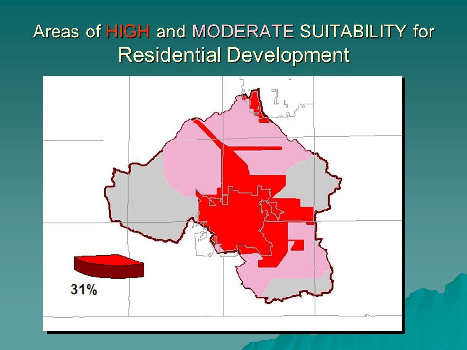 DEVELOPMENT Commercial Factors : 1.Public Sewer Service 2.Highways 3.Highway Interchanges 4.Fiber-optic Networks 5.Electric Power Lines