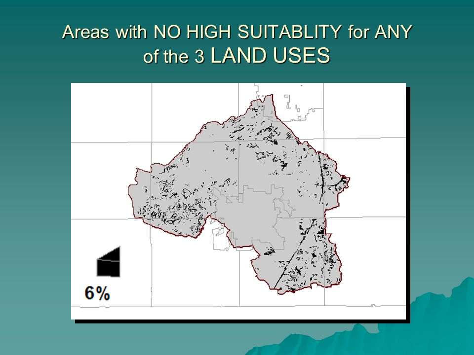 Questions to answer before identifying Priority Conservation Areas and Priority Development Areas 1.