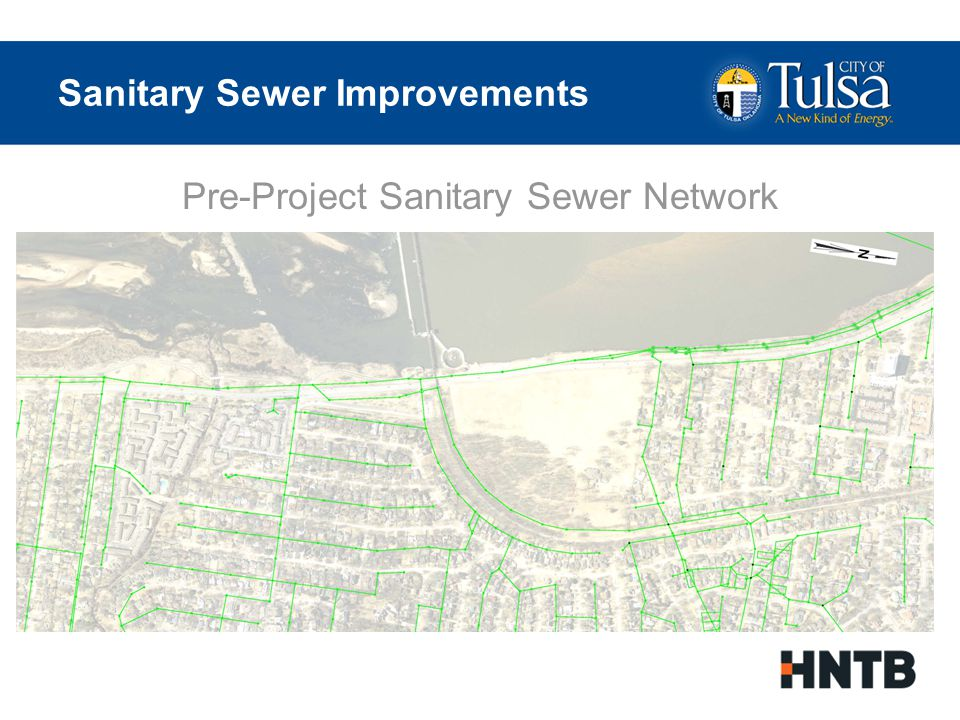 Sanitary Sewer Improvements Sanitary Sewer Replacements